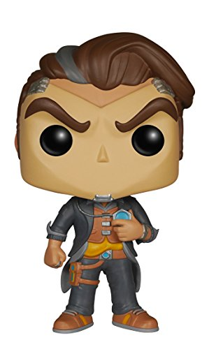 Funko - Figurina Borderlands - Handsome Jack Pop 10Cm - 0849803057640