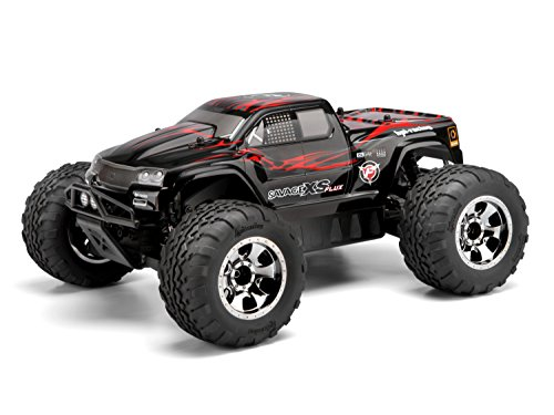 Hpi Racing 106571 Pre-Assembled 4Wd Electric Powered Mini Monster Truck