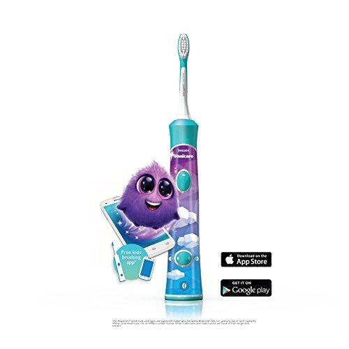 国外网购海淘:Philips Sonicare 飞利浦HX6321儿童声波电动牙刷