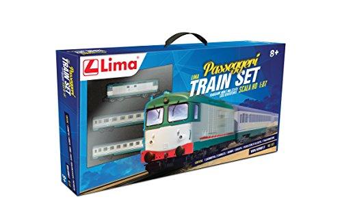 Lima HL1045 - Set Treno Passeggeri Elettrico