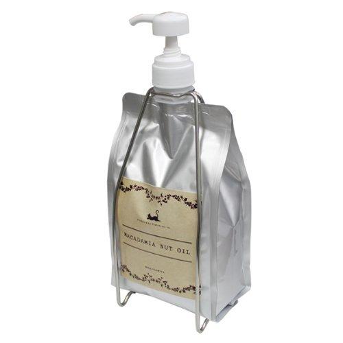 マカダミアナッツオイル1000mlオールインワンセット 天然100%美容オイル スキンケア、クレンジング、ボディオイル。マッサージオイル