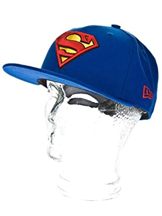New Era DC Character Basic casquette 7 1/8 superman