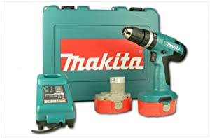 Makita 8391 18V Akku Schlag Bohr Schrauber + 2x Makita Akku, DC1804 Schnellladegerät, Makita Koffer  BaumarktKundenbewertung und weitere Informationen