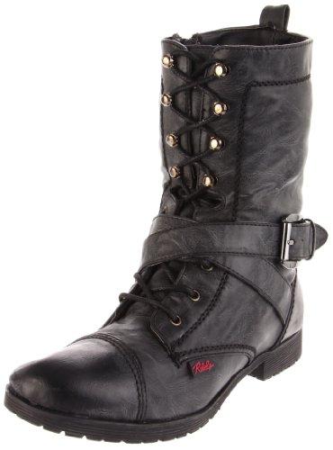 Rebels Women's Ryder Boot,Black,7.5 M US