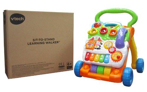 Imagen de VTech Sit-to-Stand Learning Walker