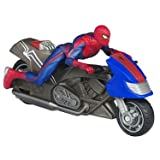 The Amazing Spider-Man Zoom N Go Motorbike