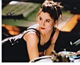 Mira Sorvino Signed Autographed Sexy Gorgeous 8 x 10 Glossy Color Photo / CLOSEOUT