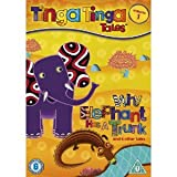 Tinga Tinga Tales: Why Elephant Has A Trunk [DVD]