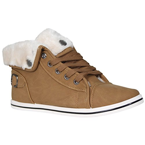 new-womens-high-top-casual-trainers-flat-lace-up-pumps-ladies-shoe-size-3-8