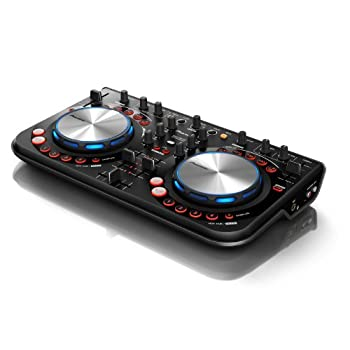 DDJ-WeGO Compact DJ Controller     Easy for beginners with built-in effects and features.  View larger    Bundled with the