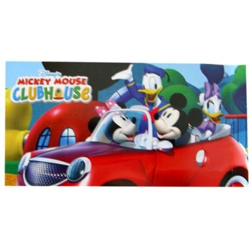 Amazon.com - Beach Sports/ Towel - Mickey Mouse Club House