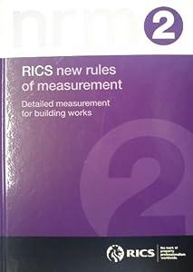 Nrm  Detailed Measurement For Building Works