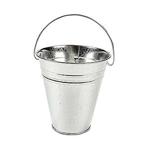 Large Galvanized Buckets (1 dozen) - Bulk [Toy]
