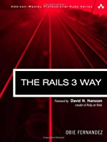 The Rails 3 Way, 2nd Edition Front Cover