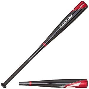Easton BB14S200 S200-3 BBCOR Baseball Bat, Black/Red, 32-Inch/29-Ounce