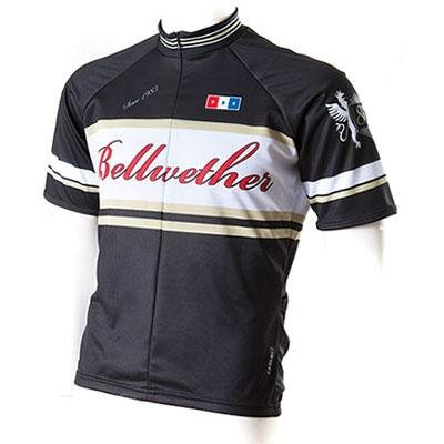 Buy Low Price Bellwether 2012 Men's Retro Short Sleeve Cycling Jersey – 90275 (B003LTO3EQ)