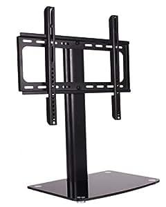 unho tv wall mount bracket with shelf shelves. Black Bedroom Furniture Sets. Home Design Ideas