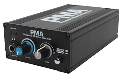 Elite Core PMA Personal Monitor Amplifier from EliteCoreAudio