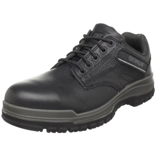 Caterpillar Men's Dimen Steel-Toe Oxford,Black,9 M US