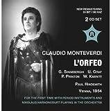 L'Orfeo (Vienna 03/06/1954) Brinton/Sinimberghi/Graf/Foster/Vienna Sym. Orch.