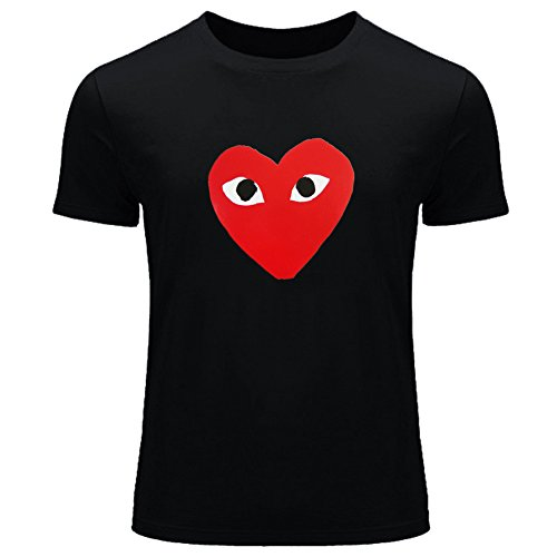 CDG PLAY COMME des GARCONS For Boys Girls T-shirt Tee Outlet