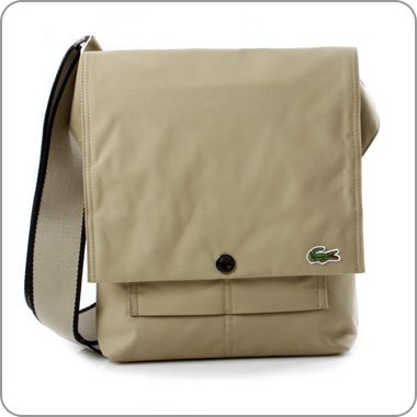 Lacoste City Casual Vertical Shoulder Bag 80