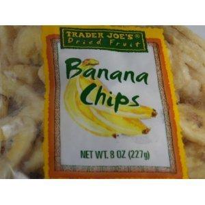 Trader Joe's Banana Chips 8oz Bag
