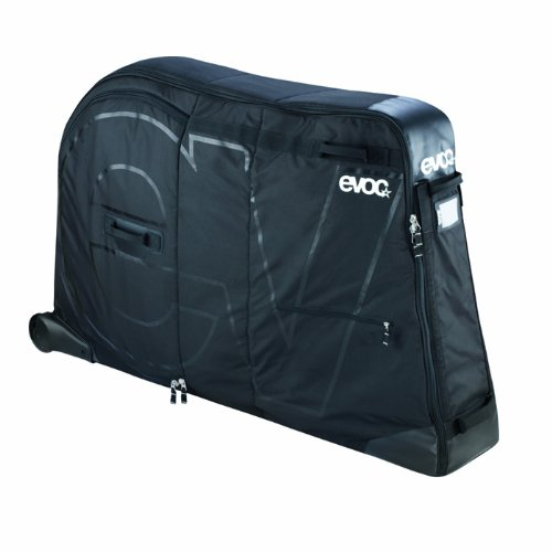 Evoc bike case Bike Travel Bag-280L black outline