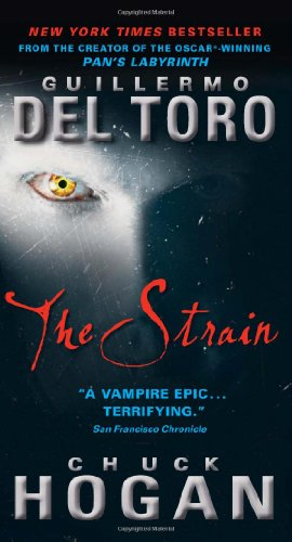 The Strain cover