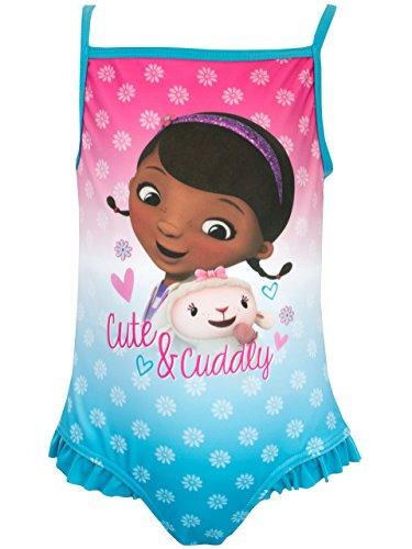 Doc McStuffins Girls Disney Doc McStuffins Swimsuit Age 3T (Doc Mcstuffins Clothes compare prices)