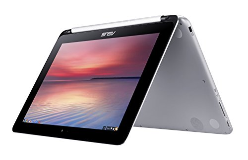 ASUS Chromebook Flip 10.1-Inch Convertible 2 in 1 Touchscreen (Rockchip,...