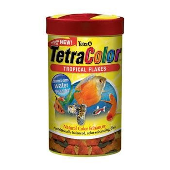 TetraColor Tropical Flakes