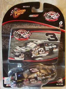 Dale Earnhardt Sr #3 Crash Car 1997 Daytona 500 Race GM GW Service 1/64 Scale Diecast RCR Museum Series 1 Sticker Edition Winners Circle