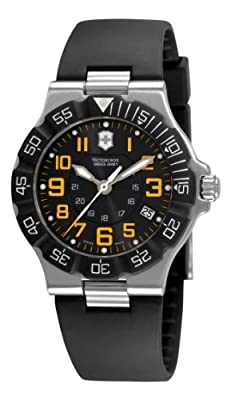 Victorinox Swiss Army Men's 241412 Summit XLT Black Dial Watch