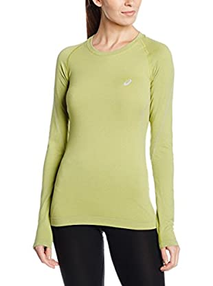 Asics Camiseta Manga Larga Speed Ls Winterlayer (Lima)
