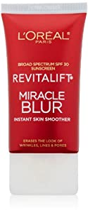 L'Oreal Paris RevitaLift Miracle Blur Cream, 1.18 Fluid Ounce
