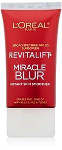 L'Oreal Paris RevitaLift Miracle Blur Cream, 1.18 Fluid Ounce