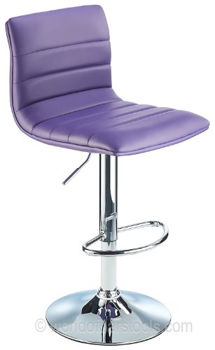Harmony Bar Stool Purple