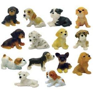 Amazon.com : Adopt a Puppy Figures - Lot of 20 Vending
