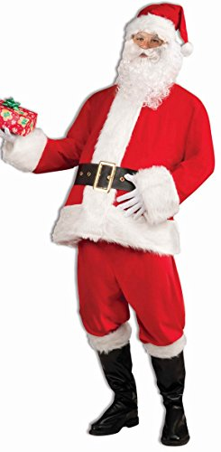 Forum Novelties Men's Santa Claus Costume