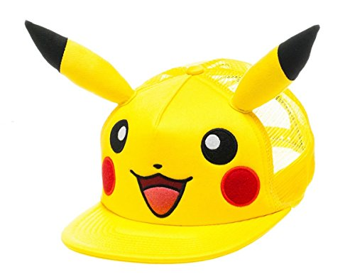 Bioworld - Pokemon Trucker Cappellino Pikachu