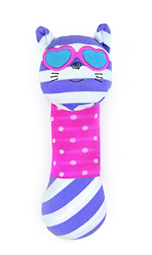 Organic Farm Buddies, Catnap Kitty Squeaky Toy