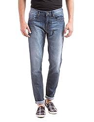 Prym Men's Slim Fit Jeans (8907423051645_2011543104_32_Mid Blue)