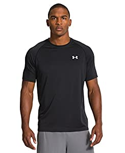 Under Armour Men's UA Tech™ Short Sleeve T-Shirt Extra Large Black