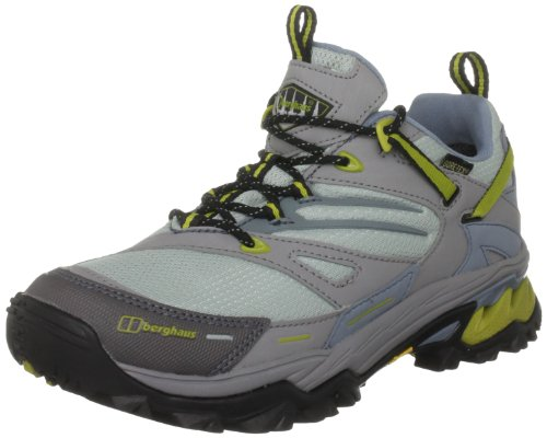 Berghaus Women's Benfaction II Gore-Tex Puritan Grey/Citronelle Hiking Shoe 4-20412G35 5 UK