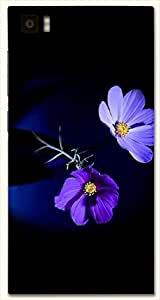 Prominent multicolor printed protective REBEL mobile back cover for Xiaomi Mi 3 D.No.N-L-17385-XM3