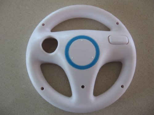 Racing Steering Driving Wheel for Nintendo Wii Need for Speed Pro Street Video Game (1010 Wi compare prices)