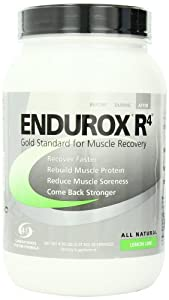 Pacific Health  Endurox R4, Lemon Lime, 28 serving, 4.56lbs