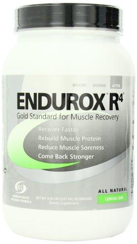 Pacific Health   Endurox R4, Lemon Lime, 28 serving, 4.56lbs