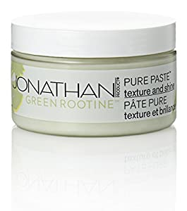JONATHAN PRODUCT Green Rootine Pure Paste for Texture and Shine, 3.35 Ounce